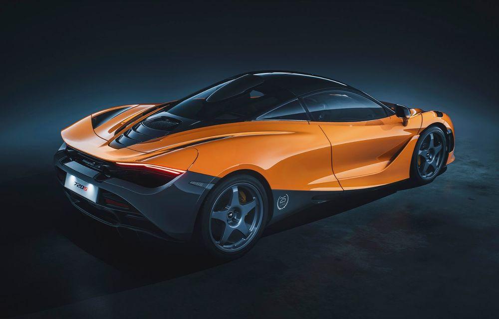 McLaren lansează ediția specială 720S Le Mans: britanicii aniversează 25 de ani de la victoria obținută în cursa de anduranță de 24 de ore - Poza 6