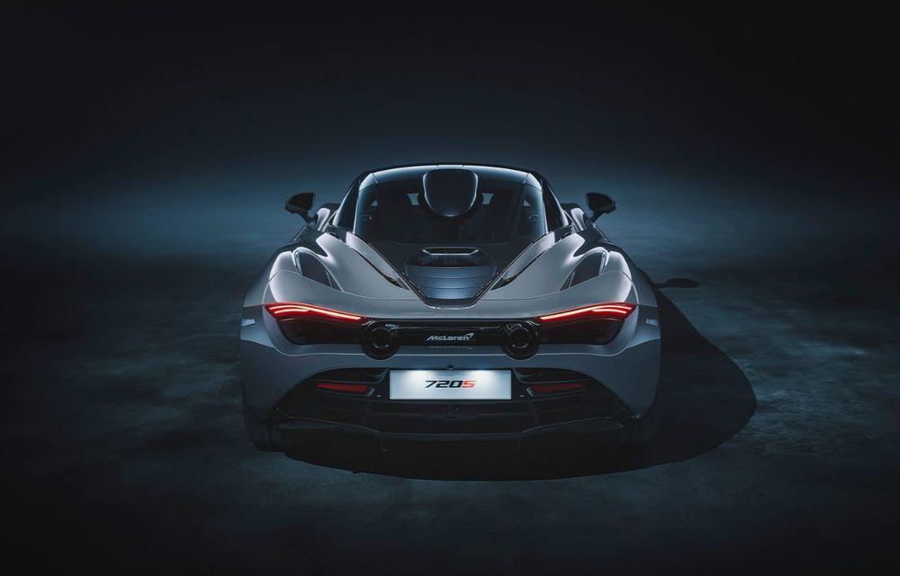 McLaren lansează ediția specială 720S Le Mans: britanicii aniversează 25 de ani de la victoria obținută în cursa de anduranță de 24 de ore - Poza 10