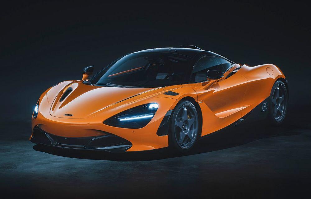 McLaren lansează ediția specială 720S Le Mans: britanicii aniversează 25 de ani de la victoria obținută în cursa de anduranță de 24 de ore - Poza 3