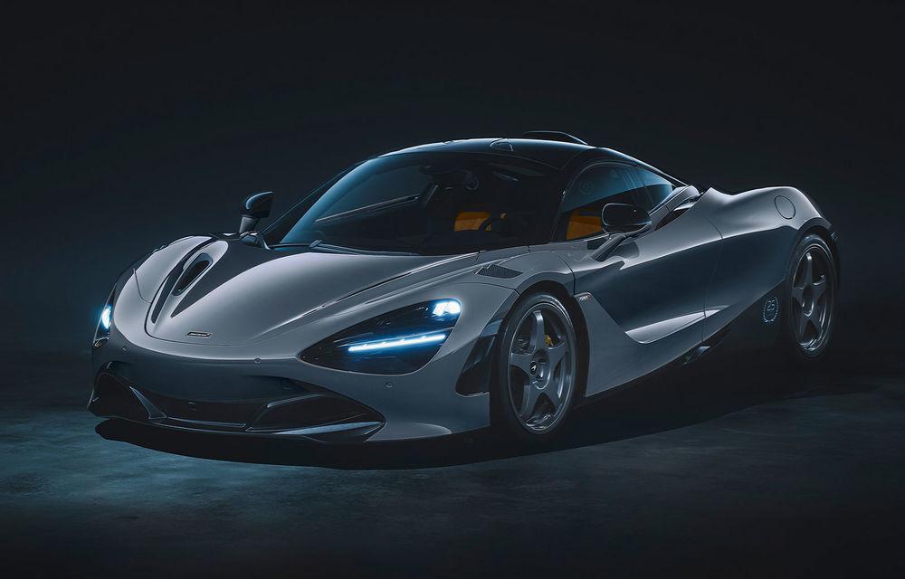 McLaren lansează ediția specială 720S Le Mans: britanicii aniversează 25 de ani de la victoria obținută în cursa de anduranță de 24 de ore - Poza 1