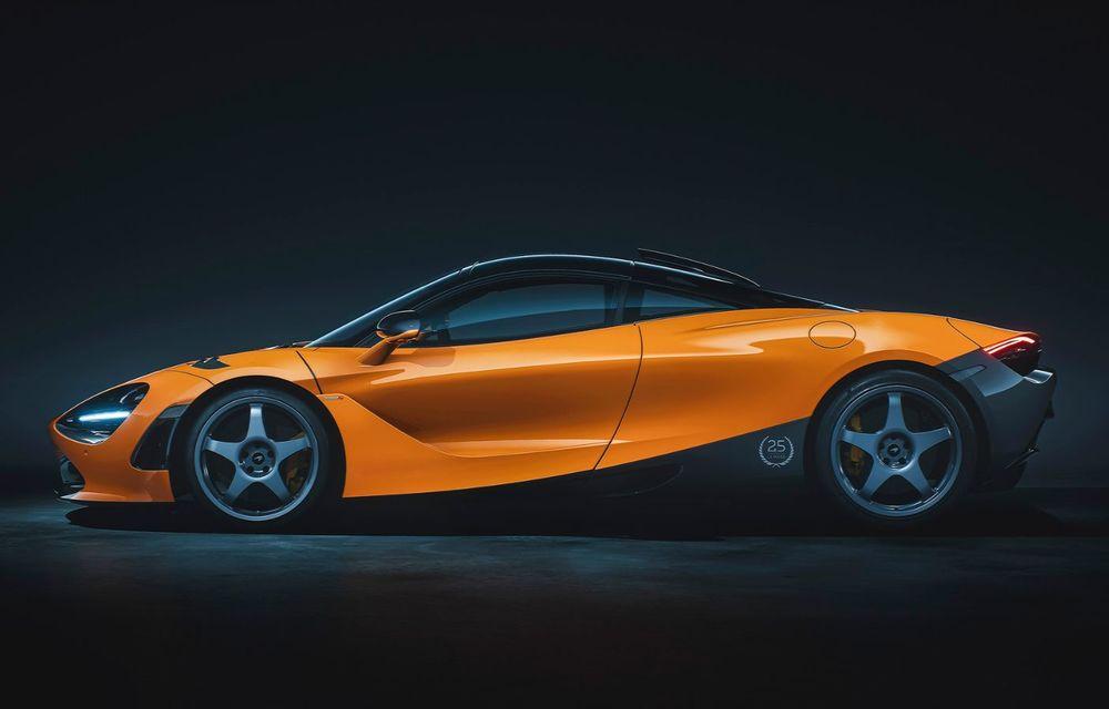 McLaren lansează ediția specială 720S Le Mans: britanicii aniversează 25 de ani de la victoria obținută în cursa de anduranță de 24 de ore - Poza 4