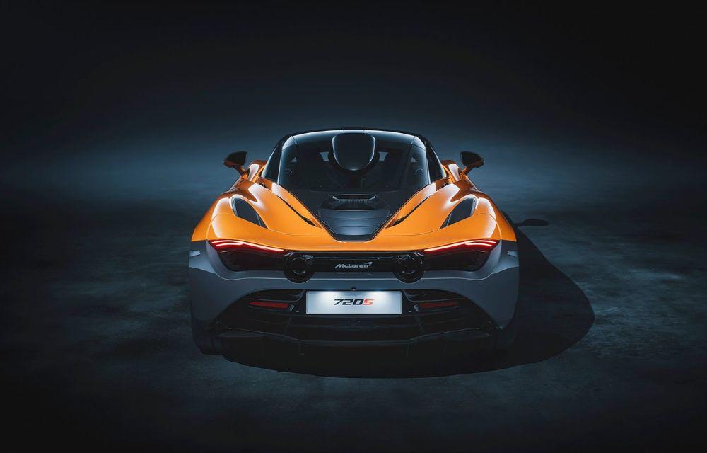 McLaren lansează ediția specială 720S Le Mans: britanicii aniversează 25 de ani de la victoria obținută în cursa de anduranță de 24 de ore - Poza 5