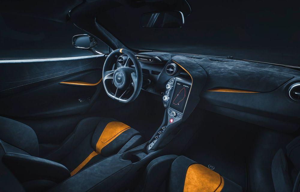 McLaren lansează ediția specială 720S Le Mans: britanicii aniversează 25 de ani de la victoria obținută în cursa de anduranță de 24 de ore - Poza 7