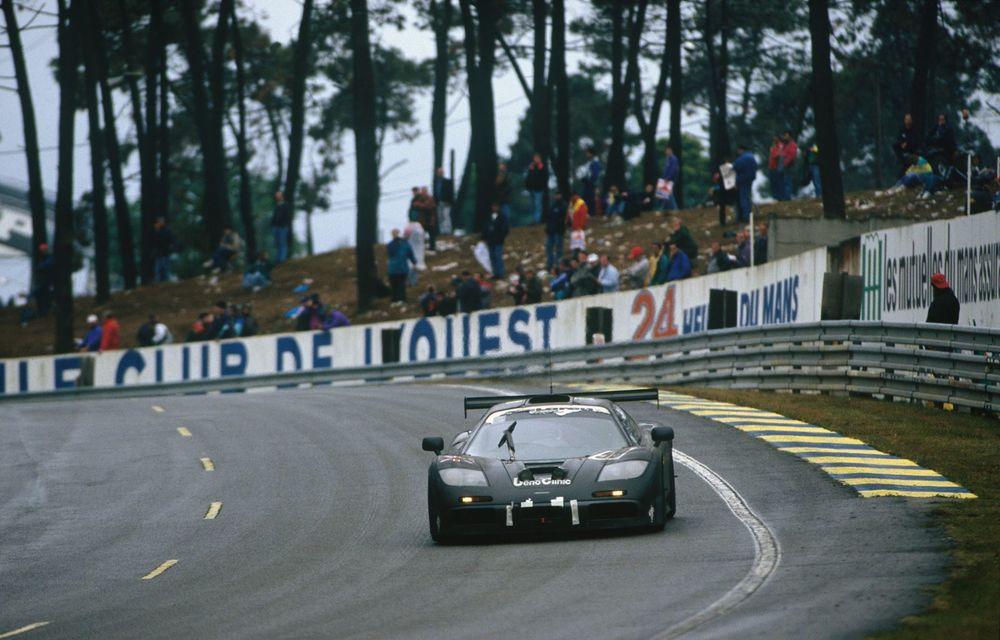 McLaren lansează ediția specială 720S Le Mans: britanicii aniversează 25 de ani de la victoria obținută în cursa de anduranță de 24 de ore - Poza 13