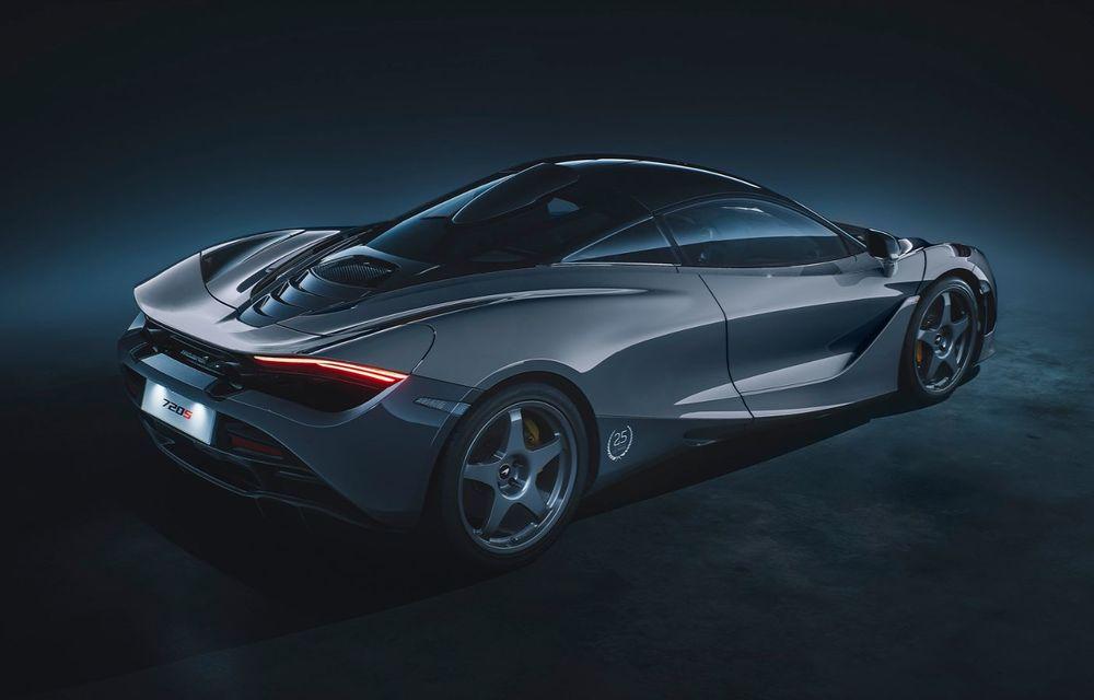 McLaren lansează ediția specială 720S Le Mans: britanicii aniversează 25 de ani de la victoria obținută în cursa de anduranță de 24 de ore - Poza 11