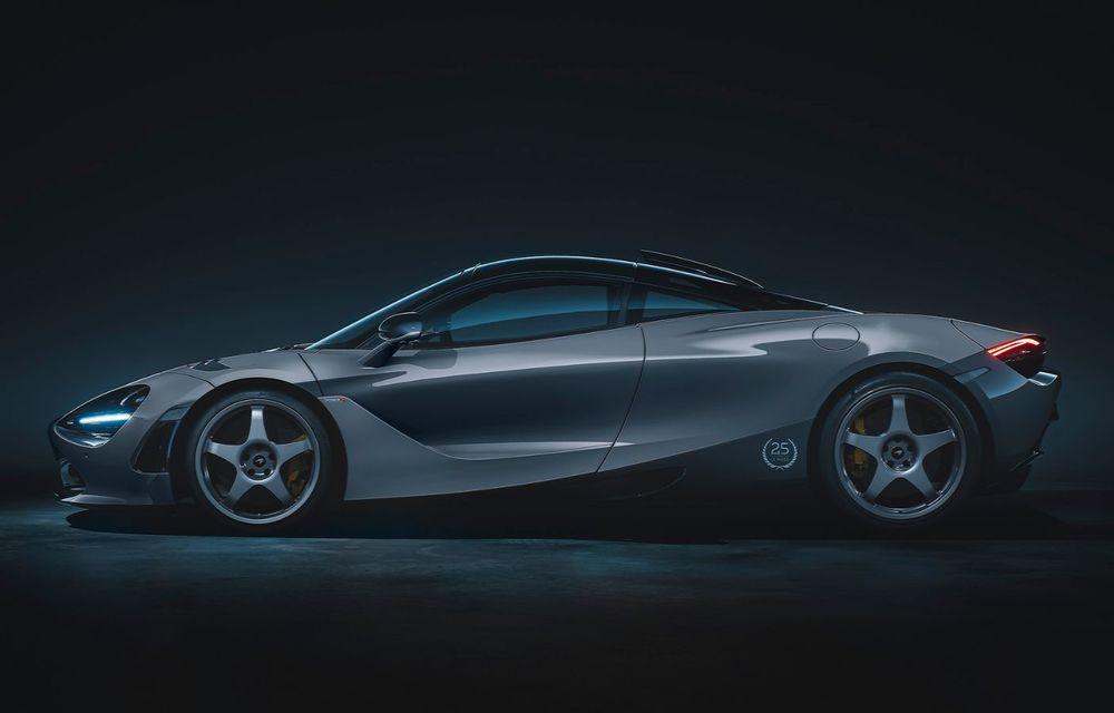 McLaren lansează ediția specială 720S Le Mans: britanicii aniversează 25 de ani de la victoria obținută în cursa de anduranță de 24 de ore - Poza 9