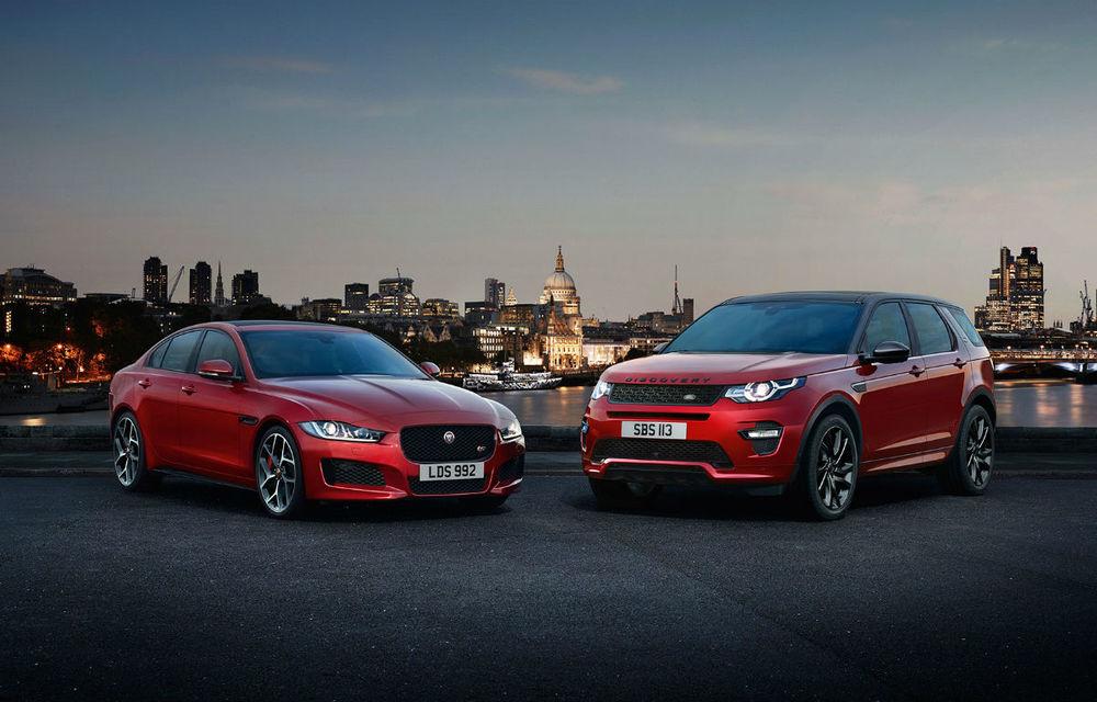 Vânzările Jaguar Land Rover au scăzut anul trecut cu 12%: pierderi de peste 420 de milioane de lire sterline - Poza 1