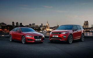 Vânzările Jaguar Land Rover au scăzut anul trecut cu 12%: pierderi de peste 420 de milioane de lire sterline