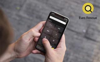 Euro NCAP lansează o aplicație mobilă pentru serviciile de urgență: medicii vor avea acces rapid la informații utile în cazul accidentelor