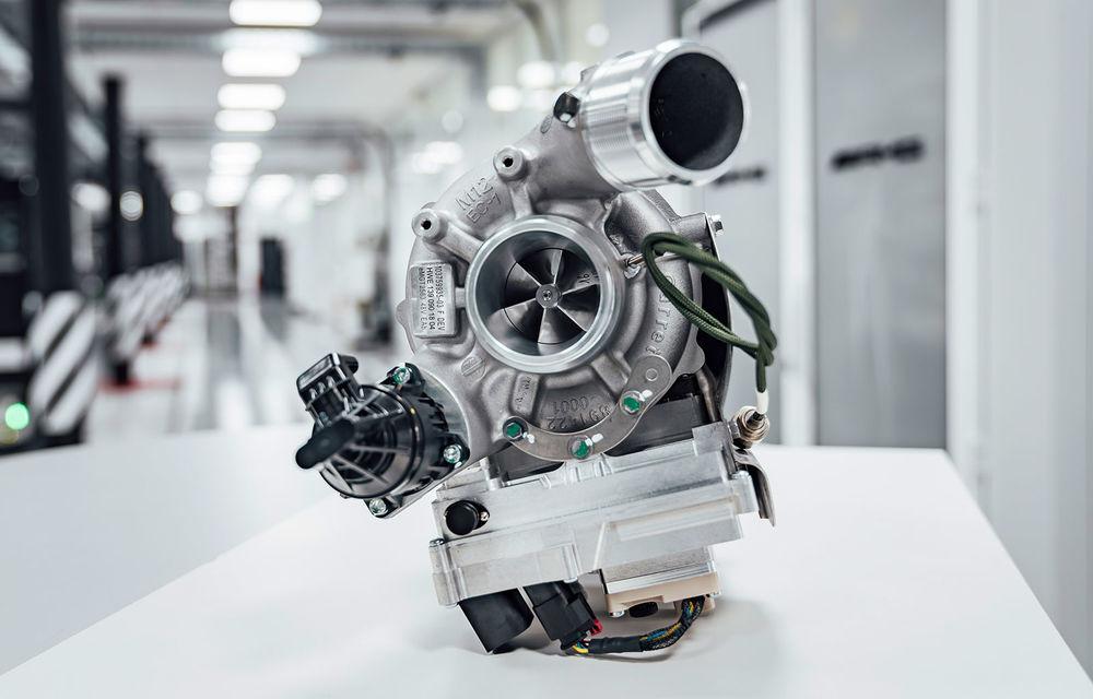 Mercedes-AMG oferă detalii despre o nouă turbină asistată electric: tehnologia a fost preluată din Formula 1 - Poza 1