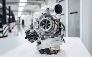 Mercedes-AMG oferă detalii despre o nouă turbină asistată electric: tehnologia a fost preluată din Formula 1