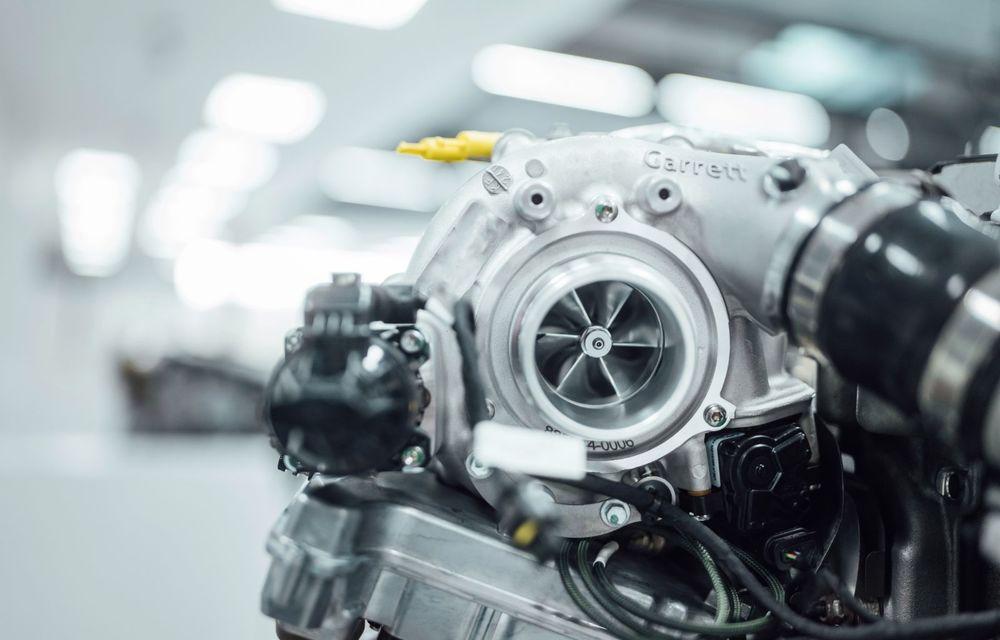 Mercedes-AMG oferă detalii despre o nouă turbină asistată electric: tehnologia a fost preluată din Formula 1 - Poza 5
