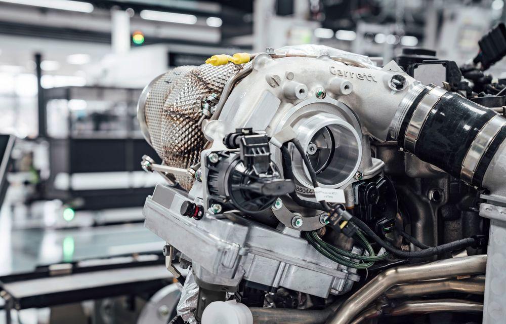 Mercedes-AMG oferă detalii despre o nouă turbină asistată electric: tehnologia a fost preluată din Formula 1 - Poza 2