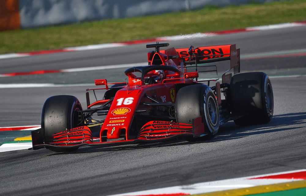 Ferrari va introduce îmbunatățiri la motor și cutia de viteze în prima cursă a sezonului: italienii așteaptă un progres de 15 CP - Poza 1