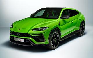 Îmbunătățiri pentru Lamborghini Urus: pachet de design Pearl Capsule, culori noi de caroserie și actualizări pentru sistemele de asistență