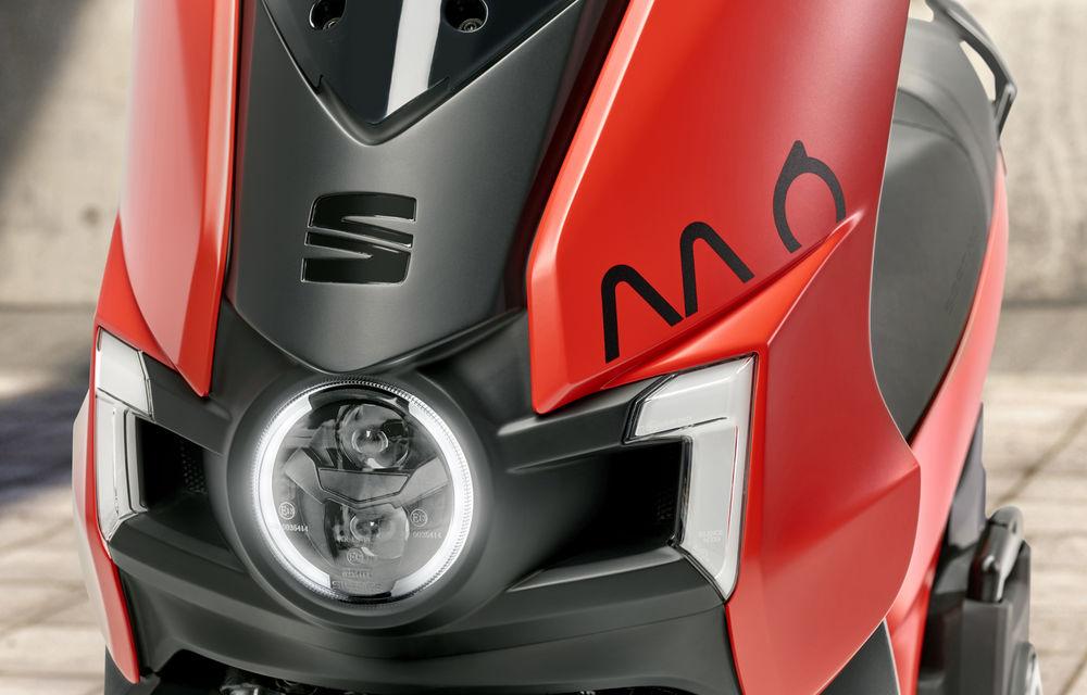 Seat lansează soluții de mobilitate urbană: scuter electric cu autonomie de 125 de kilometri și trotinetă electrică - Poza 5