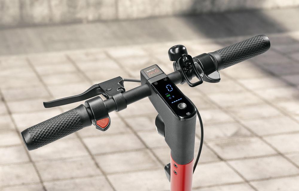 Seat lansează soluții de mobilitate urbană: scuter electric cu autonomie de 125 de kilometri și trotinetă electrică - Poza 10