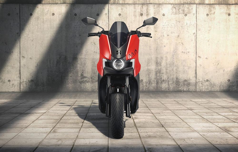 Seat lansează soluții de mobilitate urbană: scuter electric cu autonomie de 125 de kilometri și trotinetă electrică - Poza 4