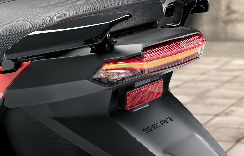 Seat lansează soluții de mobilitate urbană: scuter electric cu autonomie de 125 de kilometri și trotinetă electrică - Poza 6