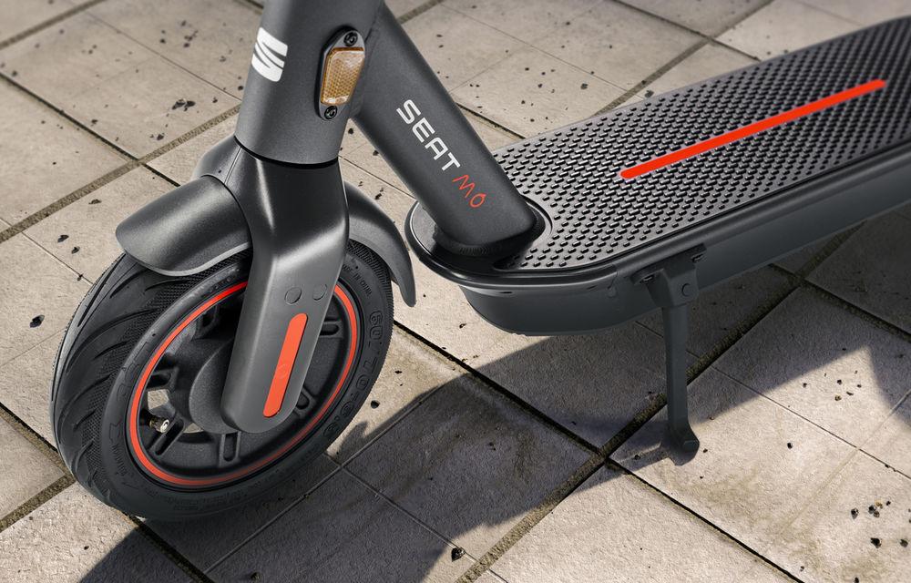 Seat lansează soluții de mobilitate urbană: scuter electric cu autonomie de 125 de kilometri și trotinetă electrică - Poza 8