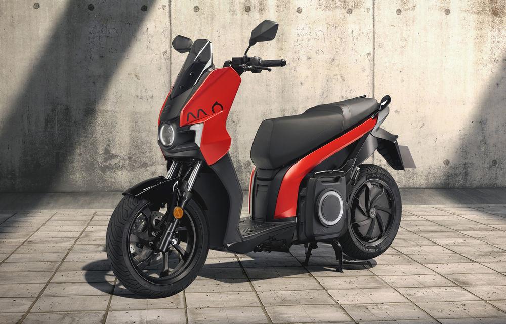 Seat lansează soluții de mobilitate urbană: scuter electric cu autonomie de 125 de kilometri și trotinetă electrică - Poza 2