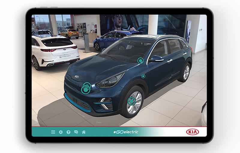 """Kia a lansat o aplicație mobilă pentru promovarea mașinilor electrice: """"Go Electric"""" explică tehnologiile și cum se încarcă bateriile - Poza 1"""
