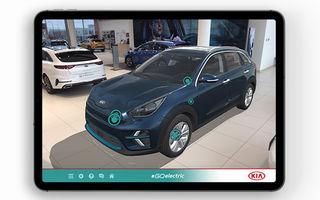 Kia a lansat o aplicație mobilă pentru promovarea mașinilor electrice: