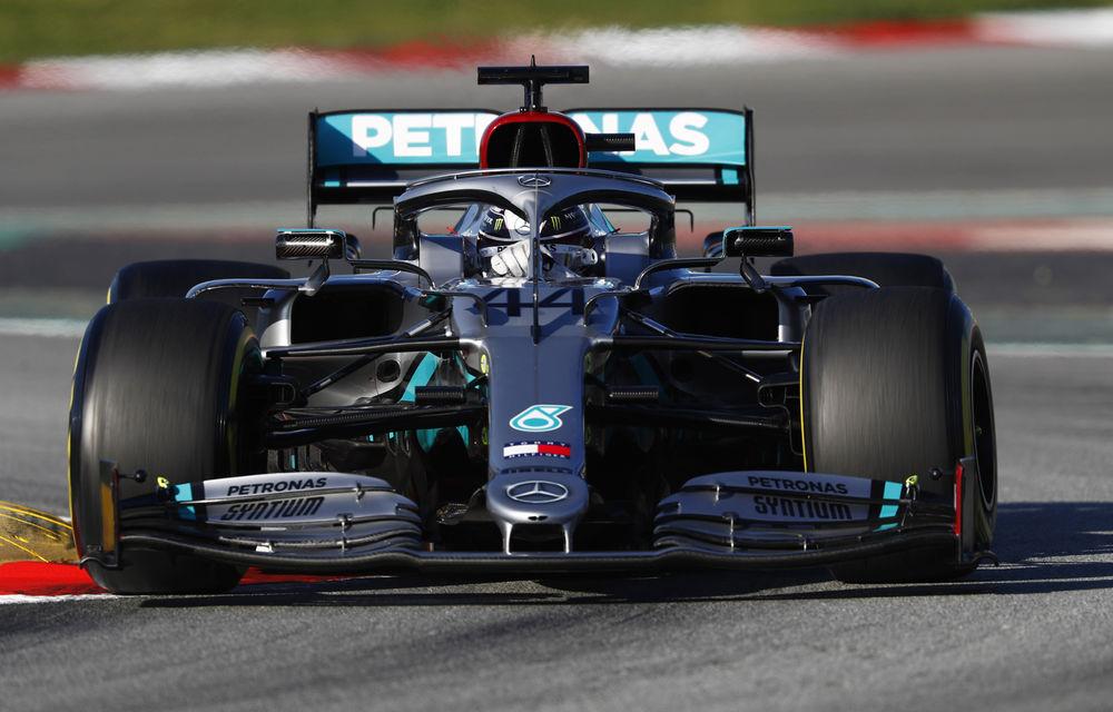 """Mercedes pregătește un update pentru cursa inaugurală din Austria: """"Avem câteva idei care vor face monopostul mai rapid"""" - Poza 1"""