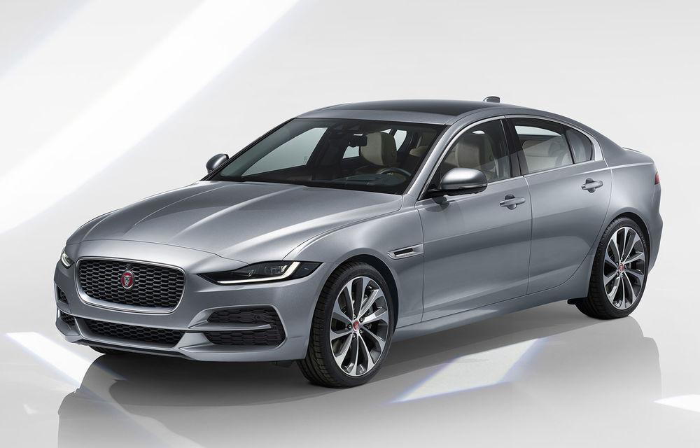 Presa britanică: Jaguar vrea să înlocuiască modelele XE și XF cu un hatchback compact - Poza 1