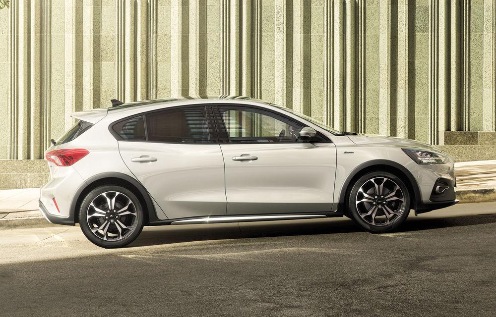 Îmbunătățiri pentru Ford Focus: compacta primește motorizări mild-hybrid de până la 155 CP și instrumentar digital de bord de 12.3 inch - Poza 4