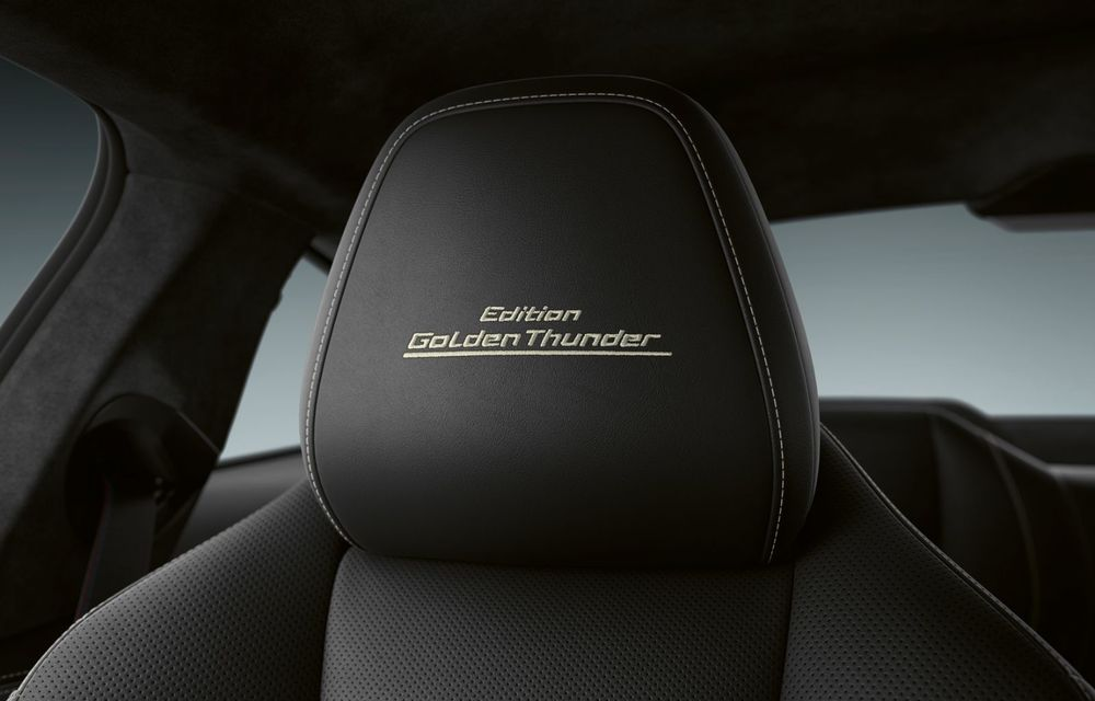 Ediție specială pentru gama BMW Seria 8: nemții lansează Golden Thunder Edition cu elemente aurii de caroserie - Poza 6