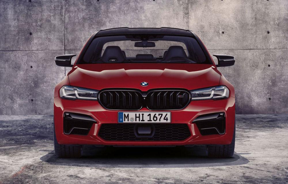 BMW ar putea lansa M5 CS: sedanul de performanță va livra circa 650 de cai putere - Poza 1
