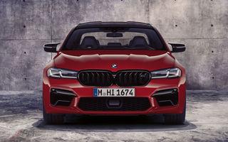 BMW ar putea lansa M5 CS: sedanul de performanță va livra circa 650 de cai putere