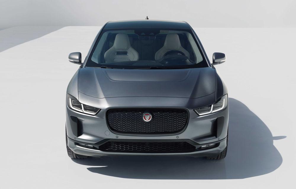 SUV-ul electric Jaguar I-Pace primește îmbunătățiri: sistem de infotainment de 12.3 inch și încărcare cu până la 11 kW la wall-box-uri casnice - Poza 6