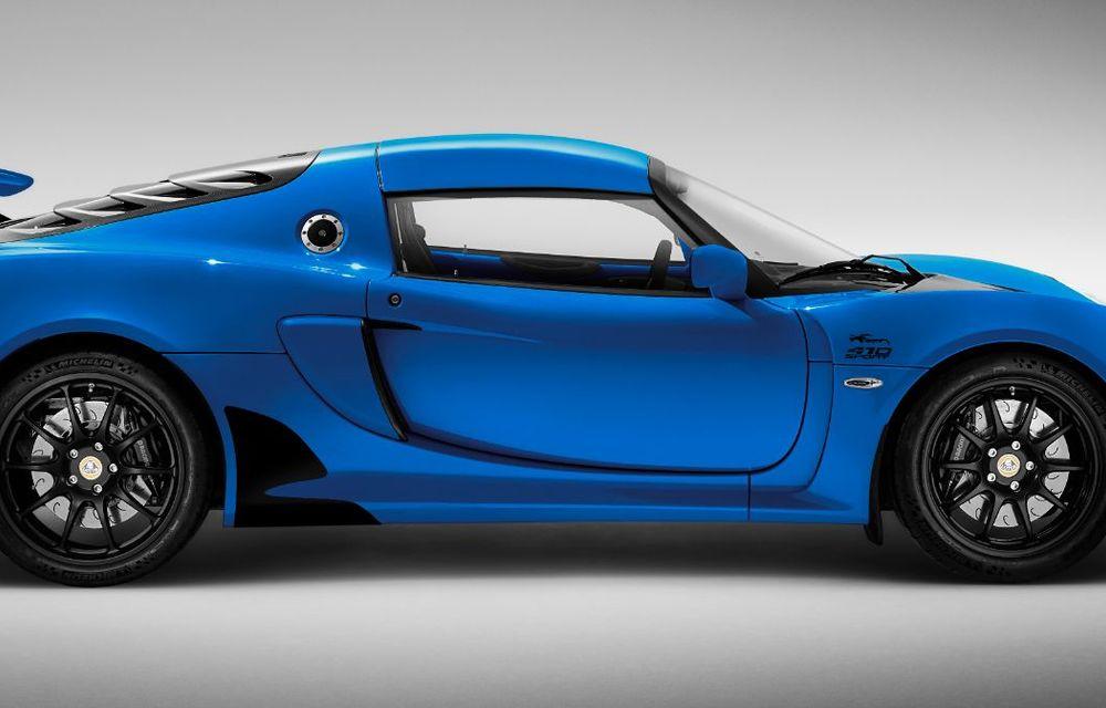 Lotus Exige împlinește 20 de ani de la debut: britanicii au pregătit o ediție aniversară dezvoltată pe baza versiunii Exige Sport 410 - Poza 8