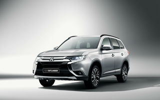 "Mitsubishi își va reduce prezența în Europa: ""Puțin, dar frumos"""