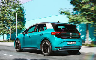Volkswagen începe testele finale pentru ID.3: 150 de angajați din Germania vor utiliza hatchback-ul electric câteva săptămâni