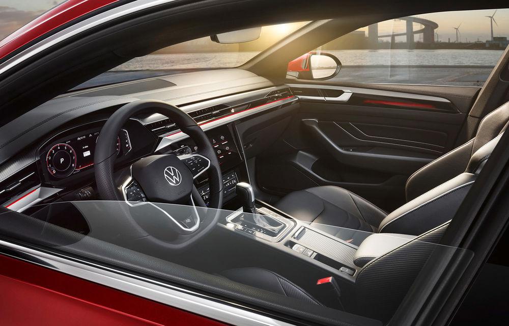 Volkswagen prezintă Arteon facelift și primul Arteon Shooting Brake: gama include o variantă plug-in hybrid de 218 CP și versiune de performanță de 320 CP - Poza 29