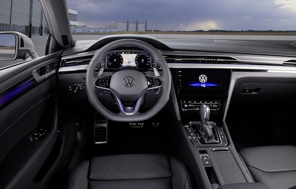 Volkswagen prezintă Arteon facelift și primul Arteon Shooting Brake: gama include o variantă plug-in hybrid de 218 CP și versiune de performanță de 320 CP - Poza 131