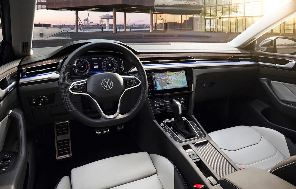 Volkswagen prezintă Arteon facelift și primul Arteon Shooting Brake: gama include o variantă plug-in hybrid de 218 CP și versiune de performanță de 320 CP - Poza 74