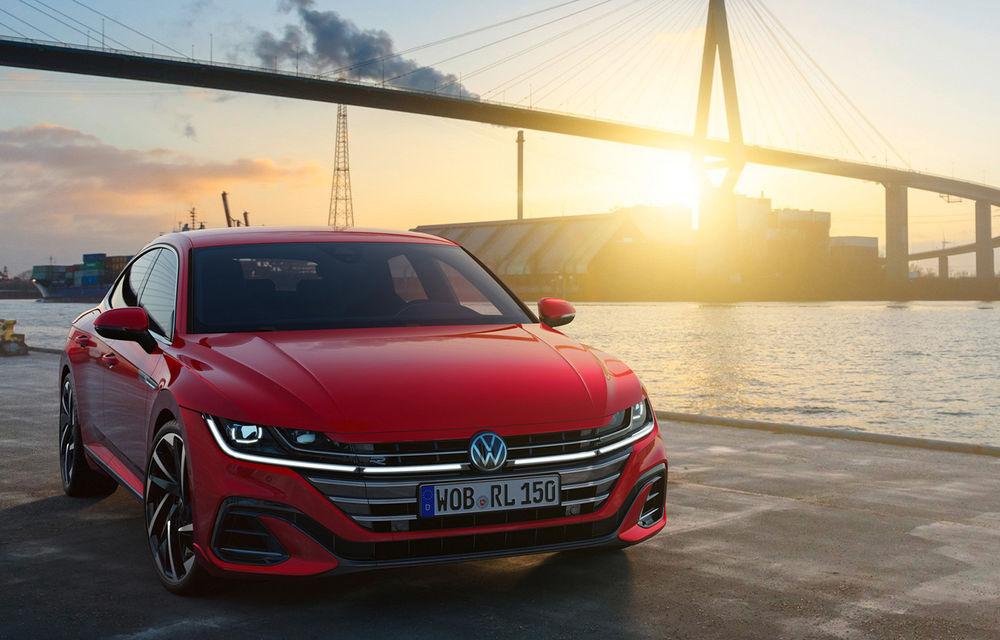 Volkswagen prezintă Arteon facelift și primul Arteon Shooting Brake: gama include o variantă plug-in hybrid de 218 CP și versiune de performanță de 320 CP - Poza 14