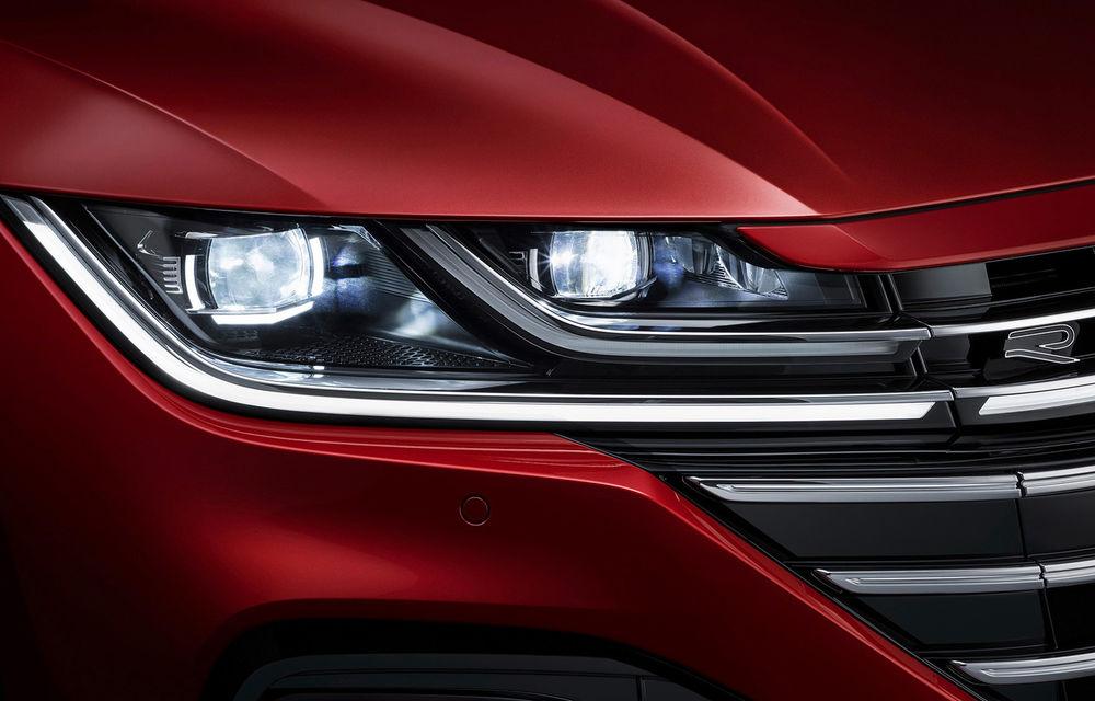 Volkswagen prezintă Arteon facelift și primul Arteon Shooting Brake: gama include o variantă plug-in hybrid de 218 CP și versiune de performanță de 320 CP - Poza 18