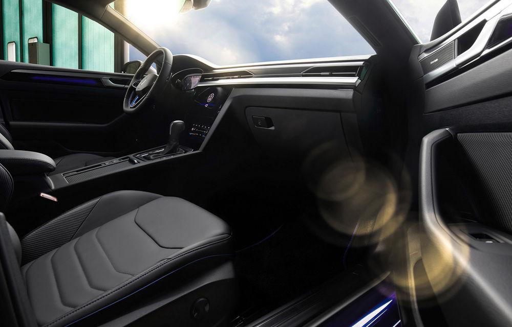 Volkswagen prezintă Arteon facelift și primul Arteon Shooting Brake: gama include o variantă plug-in hybrid de 218 CP și versiune de performanță de 320 CP - Poza 73