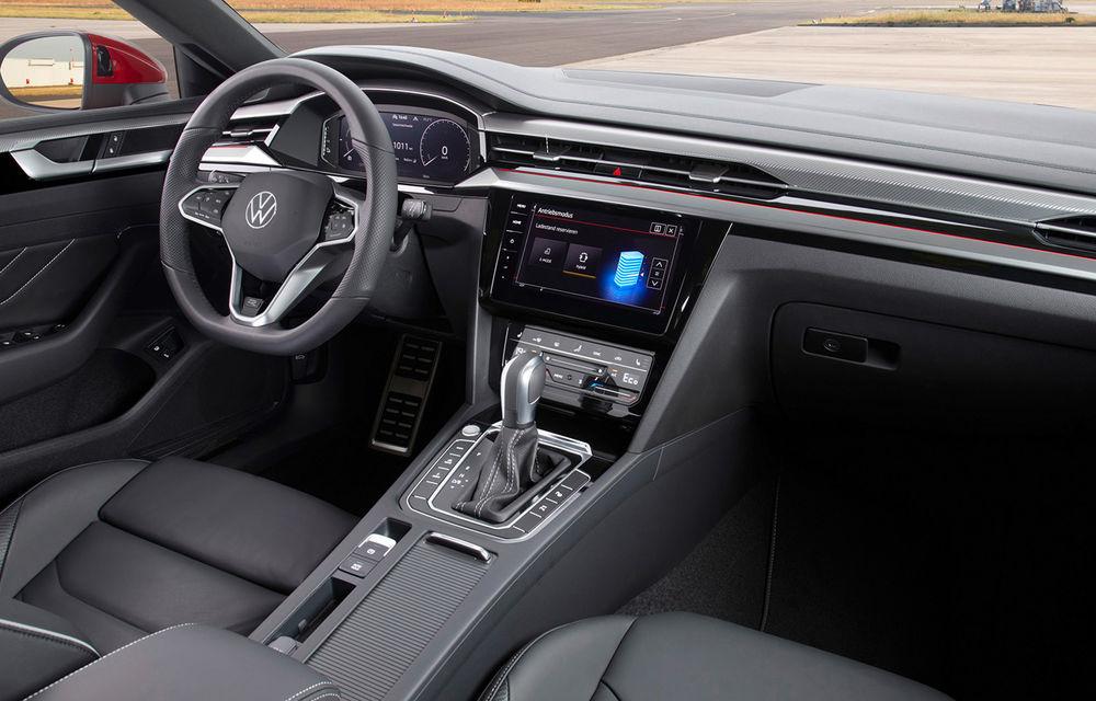 Volkswagen prezintă Arteon facelift și primul Arteon Shooting Brake: gama include o variantă plug-in hybrid de 218 CP și versiune de performanță de 320 CP - Poza 111