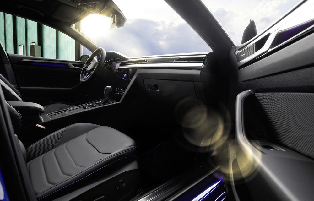 Volkswagen prezintă Arteon facelift și primul Arteon Shooting Brake: gama include o variantă plug-in hybrid de 218 CP și versiune de performanță de 320 CP - Poza 138