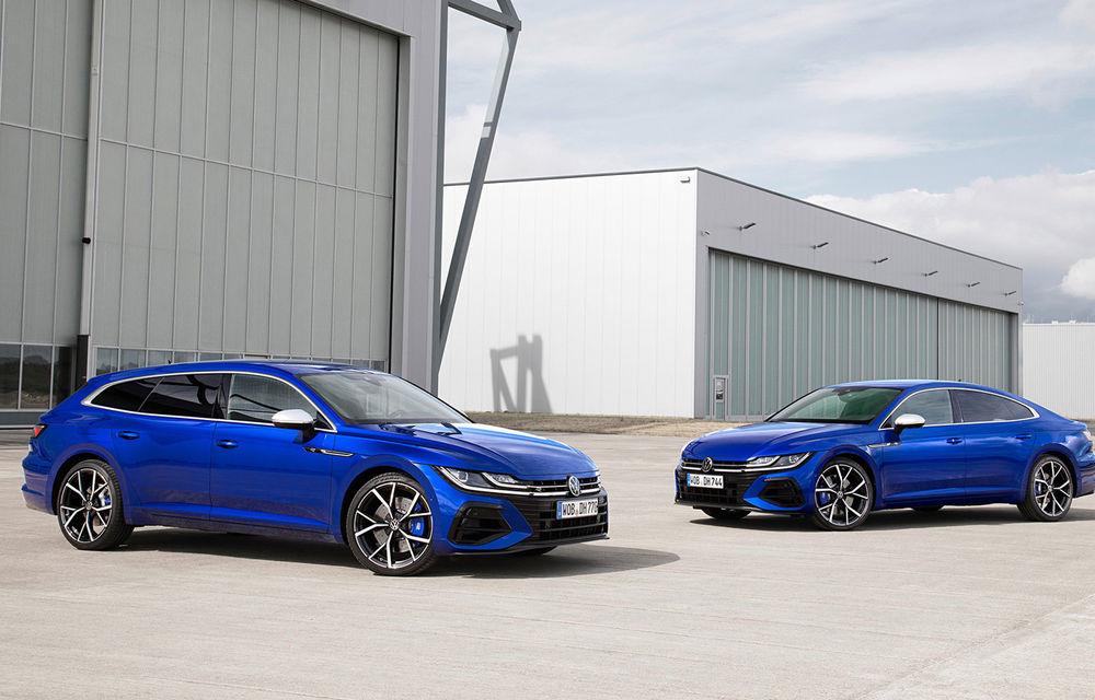 Volkswagen prezintă Arteon facelift și primul Arteon Shooting Brake: gama include o variantă plug-in hybrid de 218 CP și versiune de performanță de 320 CP - Poza 62