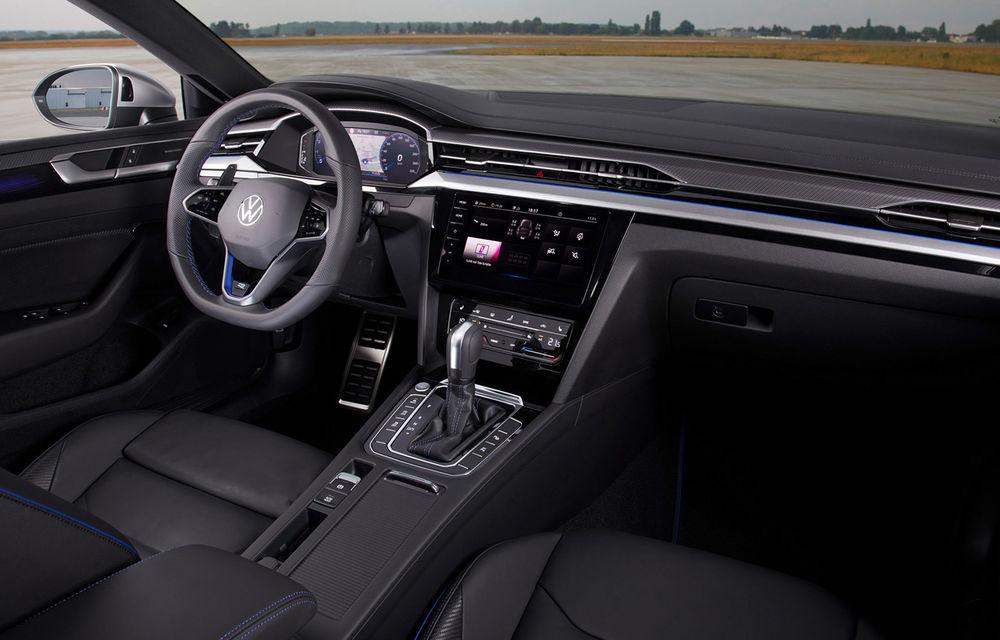 Volkswagen prezintă Arteon facelift și primul Arteon Shooting Brake: gama include o variantă plug-in hybrid de 218 CP și versiune de performanță de 320 CP - Poza 69