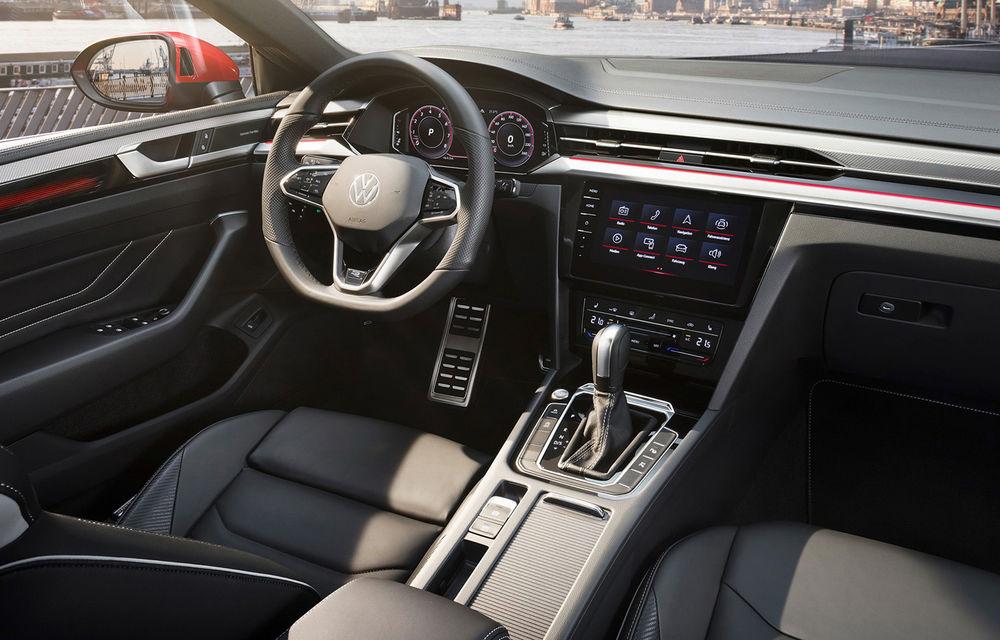 Volkswagen prezintă Arteon facelift și primul Arteon Shooting Brake: gama include o variantă plug-in hybrid de 218 CP și versiune de performanță de 320 CP - Poza 30