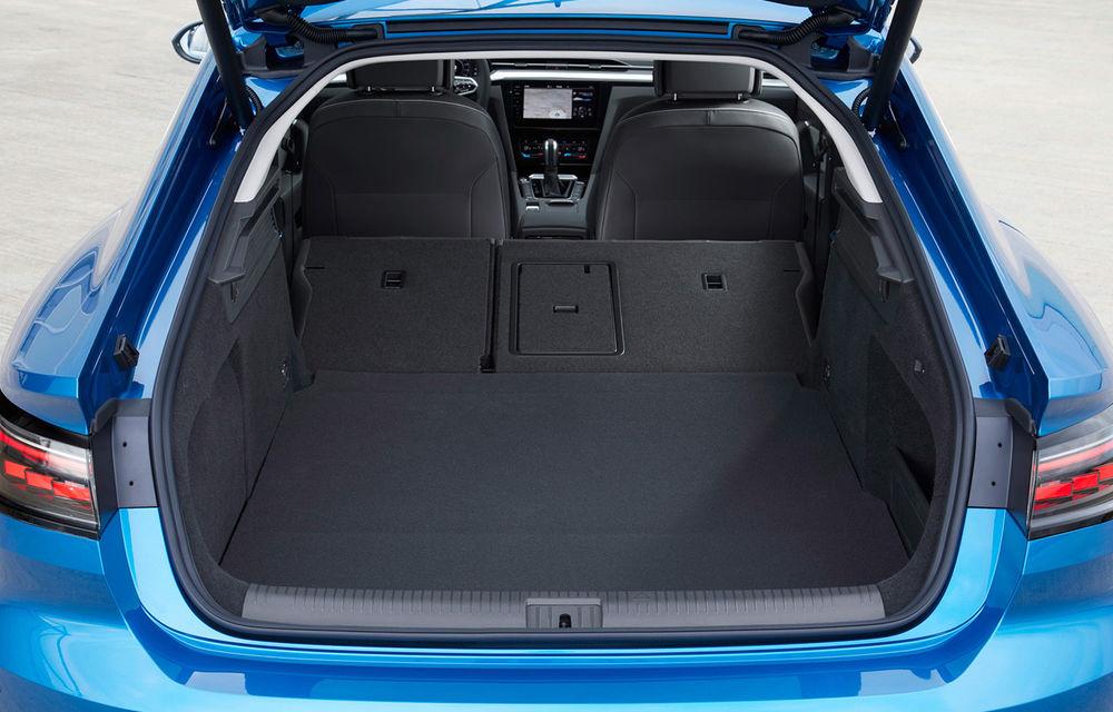 Volkswagen prezintă Arteon facelift și primul Arteon Shooting Brake: gama include o variantă plug-in hybrid de 218 CP și versiune de performanță de 320 CP - Poza 50