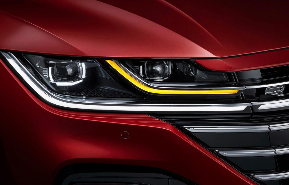 Volkswagen prezintă Arteon facelift și primul Arteon Shooting Brake: gama include o variantă plug-in hybrid de 218 CP și versiune de performanță de 320 CP - Poza 19